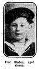 Ivor Douglas Weston Sinden