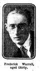 Frederick Arthur Worrall