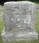 "Profile photo:  James Marion ""Jim"" Dicus"
