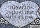 Profile photo:  Igancio Sanchez