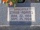 Starr Suzanne Adams