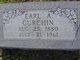 Profile photo:  Earl A. Curchin