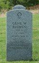 Profile photo:  Eugene William Bauman