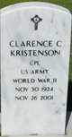 Clarence C. Kristenson