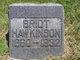 Bridt <I>Aune</I> Hawkinson