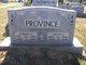 Edyth L. <I>Meek</I> Province