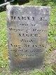 Harvy E. Alger