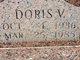 Profile photo:  Doris Vanell <I>Jones</I> Childs