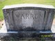 Profile photo:  Abner L Warren