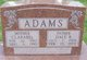 "Alice Clarabel ""Clarabel"" <I>Ebsen</I> Adams"