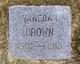 Vaneda Isabella Brown