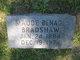 Maude <I>Benage</I> Bradshaw