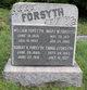 Profile photo:  Mary W Forsyth
