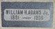 William Henry Adams, Jr