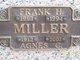 Profile photo:  Agnes Clara <I>Amstutz</I> Miller