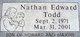 Nathan Edward Todd
