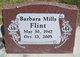Profile photo:  Barbara <I>Mills</I> Flint
