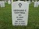 Leonard Clayton Cottrill