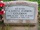 Profile photo:  A. Lorene <I>Farmer</I> Coleman