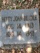 Betty Joan Beadle