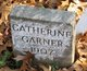 Catherine Adeline Garner