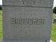 Eleanor Ann <I>Gregory</I> Brougher