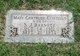 Profile photo:  Mary Gertrude <I>Costello</I> Barnett