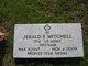 """Jerald Franklin """"Buck"""" Mitchell"""