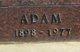 Profile photo:  Adam McGavin