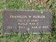 Franklin Woodward Hubler