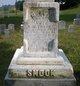 Mary Ann <I>Walker</I> Snook
