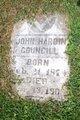 John Hardin Councill