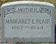 """Margaret E. """"Maggie"""" <I>Hamblen</I> Blair"""