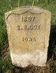 Pvt Sherrill Bentley Cox