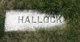 Profile photo:  Hallock