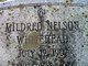 Mildred Nelson Whitehead