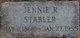 Jennie <I>Rathbone</I> Stabler