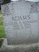 Lucille P. <I>Kennedy</I> Adams