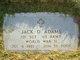 Sgt Jack D. Adams