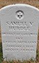 Samuel Vinton Hurdle