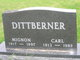 Profile photo:  Carl Frederick Dittberner