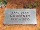 Profile photo:  Earl Dean Courtney