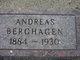 Andreas Berghagen