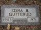 Edna B. Gutterud