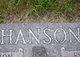 Carlton Hanson