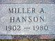 Miller Hanson