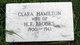 Profile photo:  Clara Ann <I>Hamilton</I> Brooks