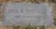Effie Blanche <I>Bury</I> Schickler