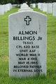 Profile photo:  Almon Billings, Jr