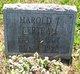 Profile photo:  Harold T Bertram